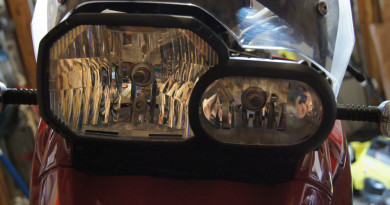 BMW GS Headlights