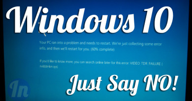 Windows ten failure thumbnail